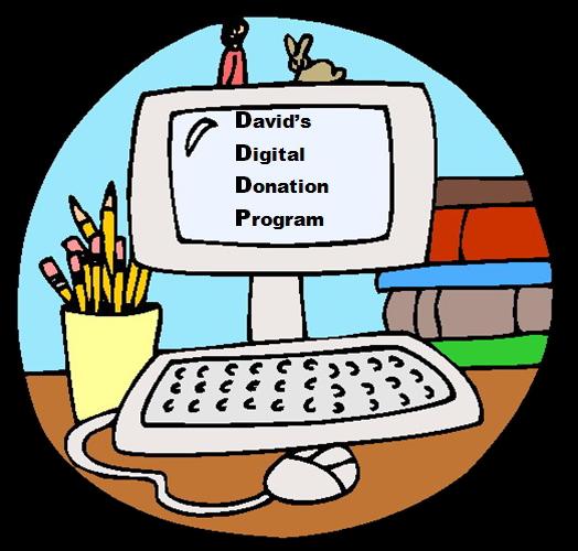 Davids Digital Donations